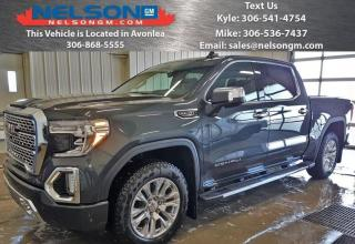 New 2021 GMC Sierra 1500 Denali for sale in Avonlea, SK