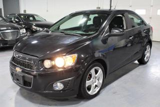 Used 2014 Chevrolet Sonic LT for sale in North York, ON