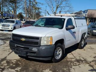 Used 2011 Chevrolet Silverado 1500 WT for sale in Brampton, ON