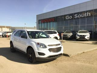 Used 2017 Chevrolet Equinox LS, AWD, AUTO for sale in Edmonton, AB