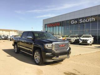 Used 2018 GMC Sierra 1500 DENALI, AWD, LEATHER, NAVIGATION for sale in Edmonton, AB