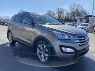 Used 2016 Hyundai Santa Fe Sport Limited Adventure Edition 4dr AWD Sport Utility for sale in Brantford, ON