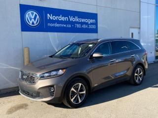 Used 2019 Kia Sorento EX PREMIUM V6 AWD - LEATHER / HTD SEATS / PUSH START for sale in Edmonton, AB