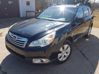 Used 2010 Subaru Outback Prem Pwr Moon for sale in Delhi, ON