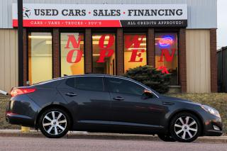 Used 2011 Kia Optima EX | Leather | Sunroof | Reverse Camera | Alloys for sale in Oshawa, ON