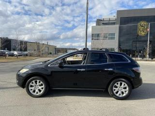 Used 2007 Mazda CX-7 Navigation, Leather, Sunroof, Backup Camera, Auto for sale in Toronto, ON