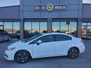 Used 2013 Honda Civic 4dr Auto EX for sale in Thunder Bay, ON