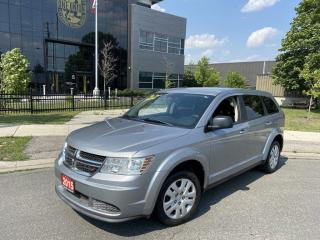 Used 2015 Dodge Journey Canada Value Pkg, Auto, 4 door, Warranty available for sale in Toronto, ON
