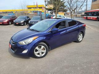 Used 2011 Hyundai Elantra Automatic, Sunroof, 4 door, Warranty Available. for sale in Toronto, ON