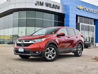 Used 2019 Honda CR-V EX-L AWD ROOF HEATED STEERING WHEEL ALLOYS for sale in Orillia, ON