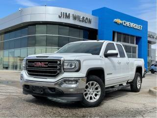 Used 2018 GMC Sierra 1500 SLE Z71 KODIAK 5.3L 4X4 HEATED SEATS REMOTE START for sale in Orillia, ON