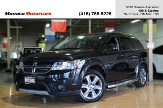 Used 2012 Dodge Journey CREW - NAVIGATION|BACKUP|PUSH START|REMOTE START for sale in North York, ON