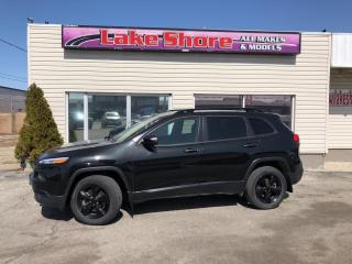 Used 2016 Jeep Cherokee Sport Altitude ALL WHEEL DRIVE for sale in Tilbury, ON