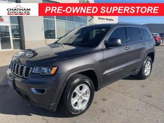 Used 2017 Jeep Grand Cherokee 4WD 4Dr Laredo for sale in Chatham, ON