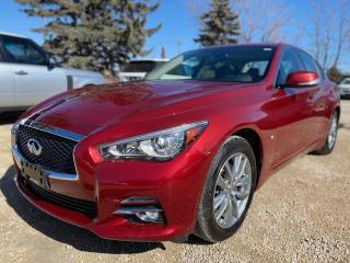 Used 2014 Infiniti Q50 Premium AWD for sale in Winnipeg, MB