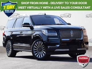 Used 2019 Lincoln Navigator Reserve RESERVE| PERFECT POSITION SEAT | AWD| LEATHER | MOONROOF | PANORAMIC ROOF for sale in Waterloo, ON