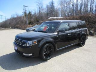 Used 2019 Ford Flex SEL for sale in North Bay, ON