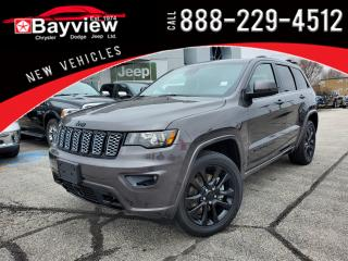 New 2021 Jeep Grand Cherokee Altitude for sale in Sarnia, ON