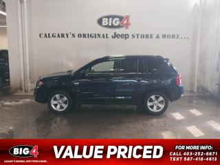 Used 2014 Jeep Compass NORTH for sale in Calgary, AB