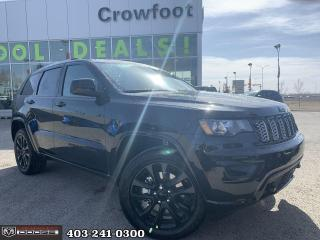 New 2021 Jeep Grand Cherokee Altitude for sale in Calgary, AB