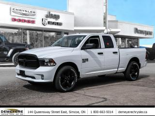 New 2021 RAM 1500 Classic NIGHT EDITION | HITCH for sale in Simcoe, ON