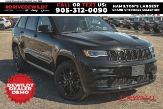 New 2021 Jeep Grand Cherokee Limited X | Protech II | Alpine Sound | for sale in Hamilton, ON