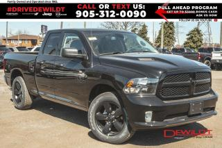 New 2021 RAM 1500 Classic Night Edition | Wheel & Sound | for sale in Hamilton, ON