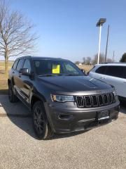 New 2021 Jeep Grand Cherokee 80th Anniversary Edition for sale in Petrolia, ON