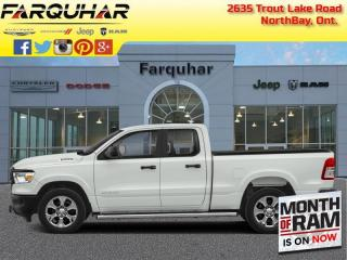 New 2021 RAM 1500 TRADESMAN for sale in North Bay, ON