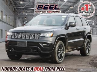 New 2021 Jeep Grand Cherokee Altitude for sale in Mississauga, ON