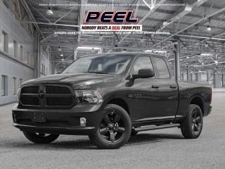 New 2021 RAM 1500 Classic Express Black for sale in Mississauga, ON