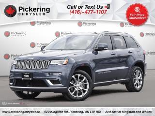 Used 2020 Jeep Grand Cherokee Summit - LAGUNA LEATHER/TOW PKG/HEMI/CARPLAY for sale in Pickering, ON