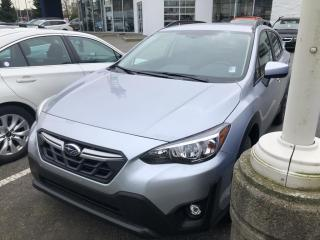 New 2021 Subaru XV Crosstrek Touring for sale in North Vancouver, BC
