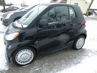 Used 2013 Smart fortwo Coupé 2 portes Passion for sale in St-Isidore, QC