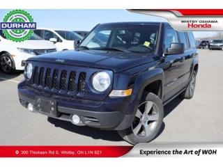 Used 2016 Jeep Patriot 4WD 4dr High Altitude for sale in Whitby, ON