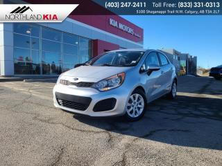 Used 2015 Kia Rio LX+ for sale in Calgary, AB