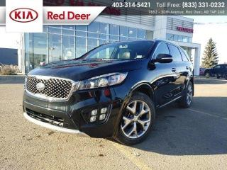 Used 2016 Kia Sorento 2.0L Turbo SX for sale in Red Deer, AB