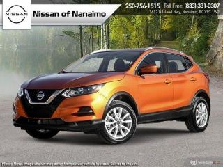 New 2021 Nissan Qashqai SV for sale in Nanaimo, BC