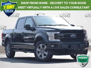 Used 2018 Ford F-150 Lariat CREW CAB | LARIAT | SPORT | 3.5 L | SPRAY IN LINER| FORDPASS for sale in Waterloo, ON
