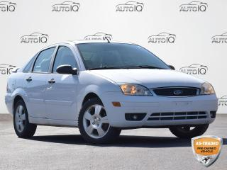 Used 2007 Ford Focus SES | ZX4 | 2.0L | AUTO | MOONROOF | LEATHER | WINTER TIRES ONLY for sale in Waterloo, ON