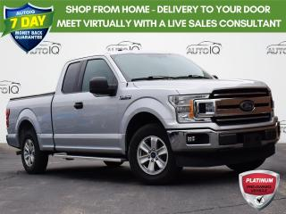 Used 2018 Ford F-150 SUPER CAB | XLT | 2WD | 6.5' BOX |  CLASS IV TRAILER HITCH for sale in Waterloo, ON