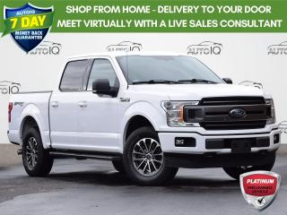 Used 2018 Ford F-150 CREW CAB | XLT | SPORT | 2.7 L | 5.5 BOX | APPLE CARPLAY/ANDROID AUTO for sale in Waterloo, ON