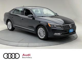 Used 2017 Volkswagen Passat Comfortline 1.8T 6sp at w/ Tip for sale in Burnaby, BC