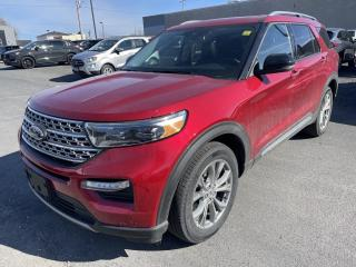 New 2021 Ford Explorer Limited LIMITED AWD for sale in Cornwall, ON