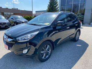 Used 2014 Hyundai Tucson Limited for sale in Sarnia, ON