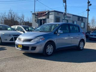 Used 2011 Nissan Versa for sale in Kitchener, ON