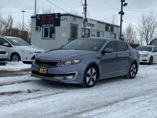 Used 2011 Kia Optima for sale in Kitchener, ON