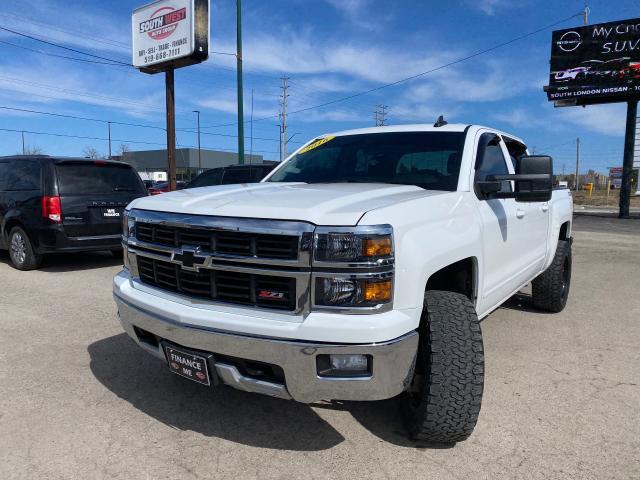 "2015 Chevrolet Silverado 1500 Z71|4x4|2"" Lift|AftermarketRims|Htd Seats|BackUp"