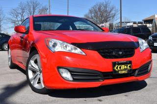 Used 2010 Hyundai Genesis Coupe Premium for sale in Oakville, ON