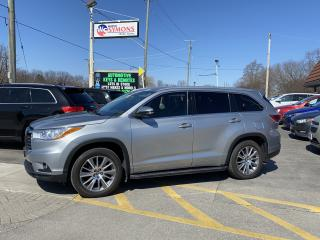 Used 2016 Toyota Highlander XLE for sale in Cobourg, ON